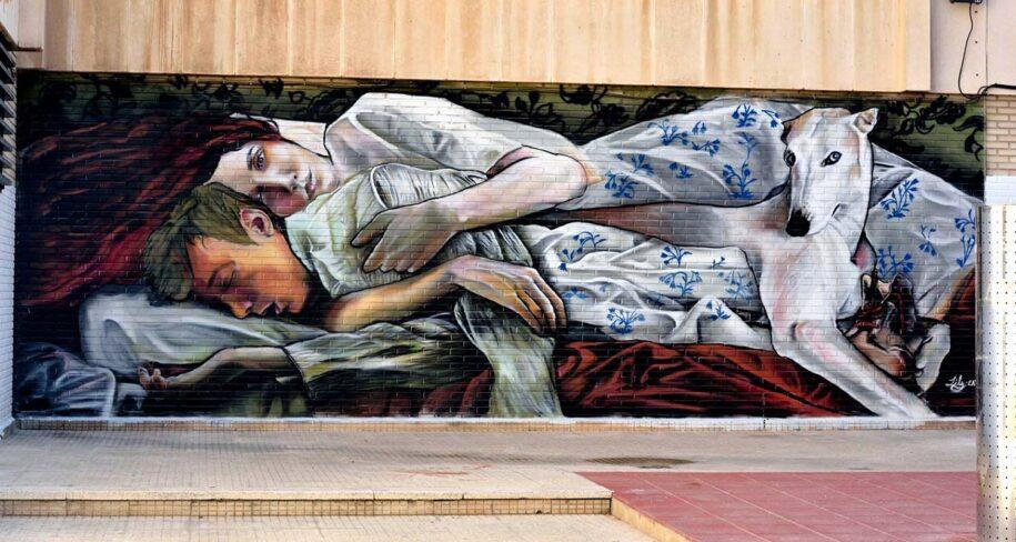 arte urbano murcia