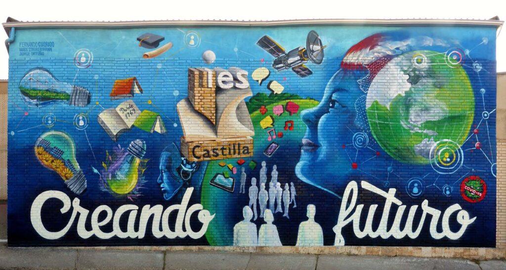 Proyecto creativo para IES Castilla, Madrid