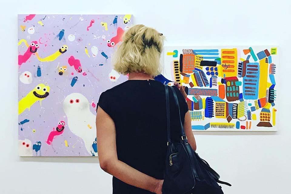 visitas guiadas de arte moderno en madrid