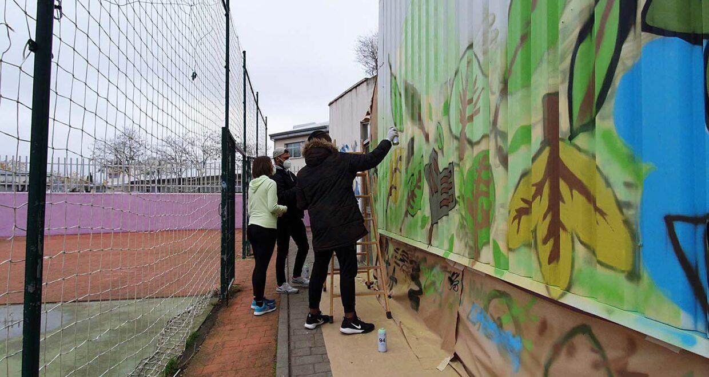 taller de arte para colegios en madrid