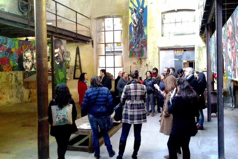 visitas guiadas en las exposiciones de la Neomudejar, madrid