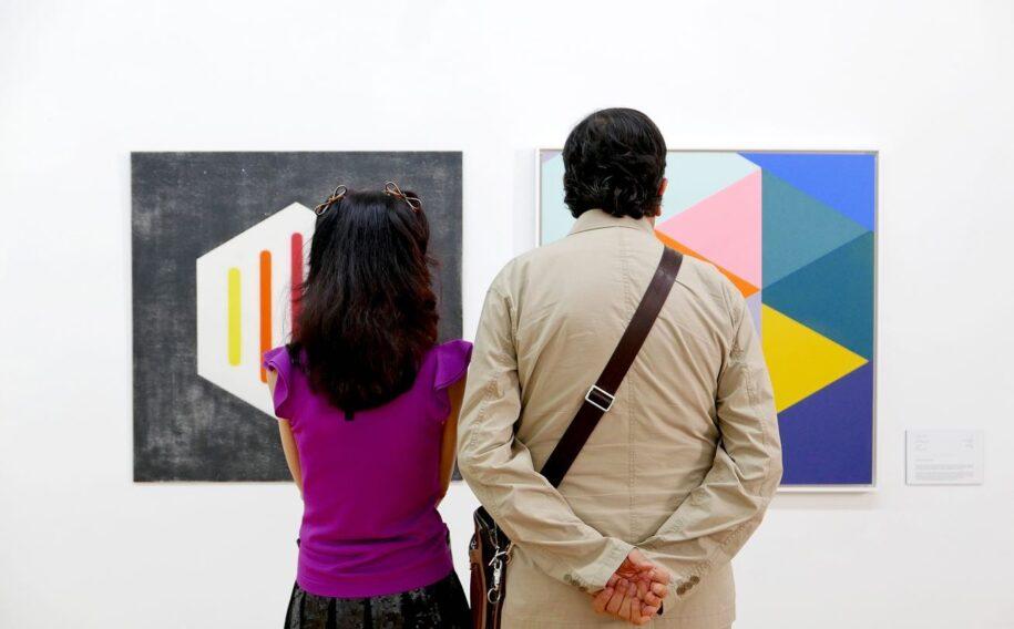visitas guiadas por las galerias de arte contemporáneo en madrid