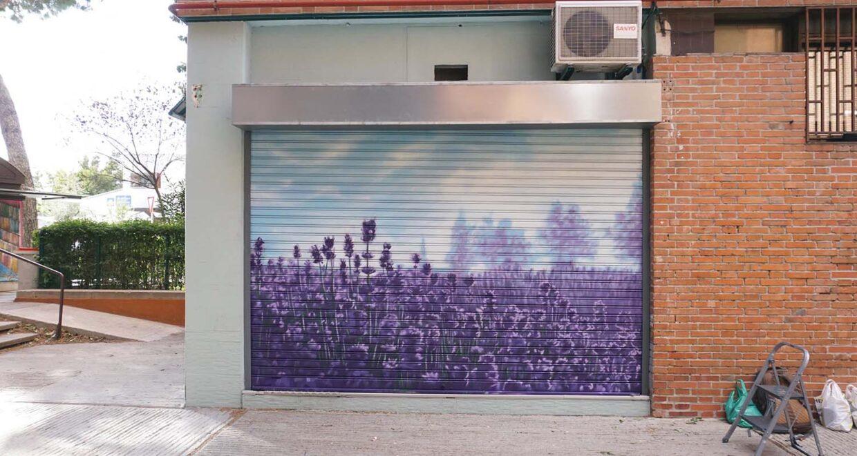 grafiteros profesionales España