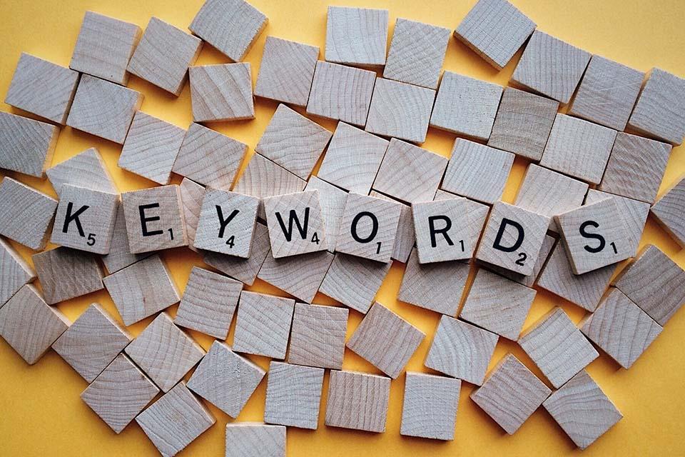 como vender arte en internet con keywords