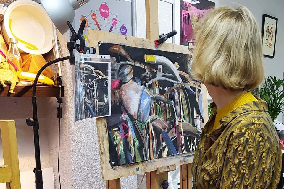 clases de pintura en madrid para todos los públicos
