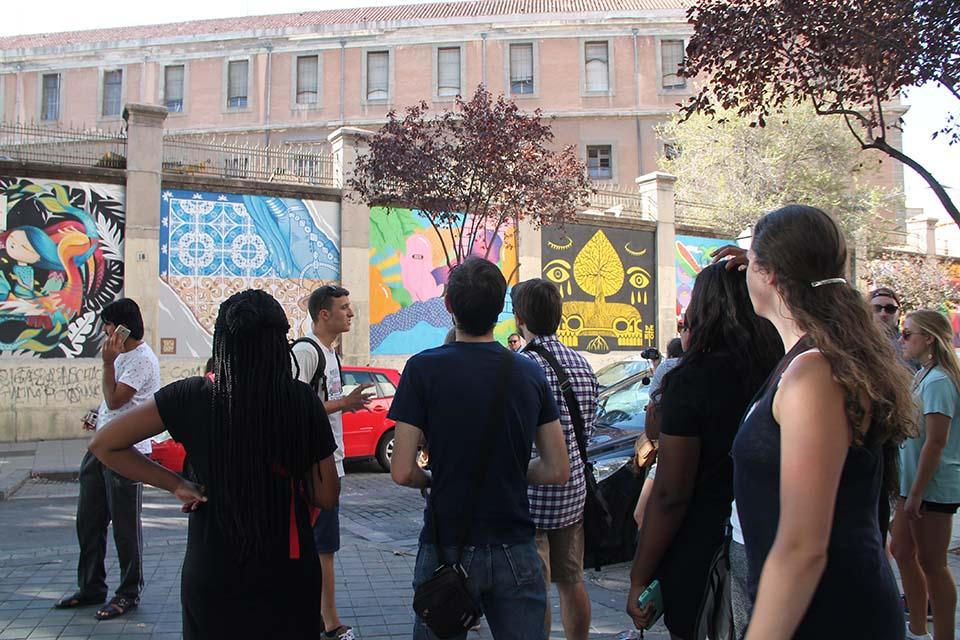 excursiones para estudiantes por Madrid antes del COVID 19