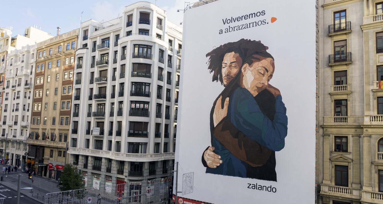campaña de street marketing en madrid