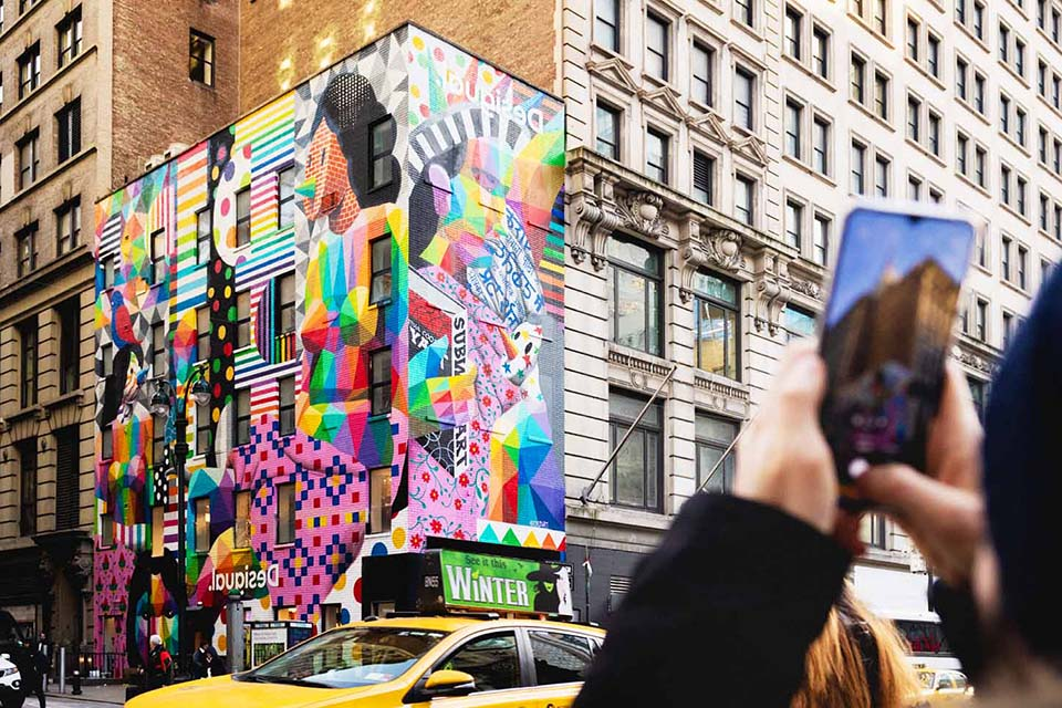 street marketing nueva york