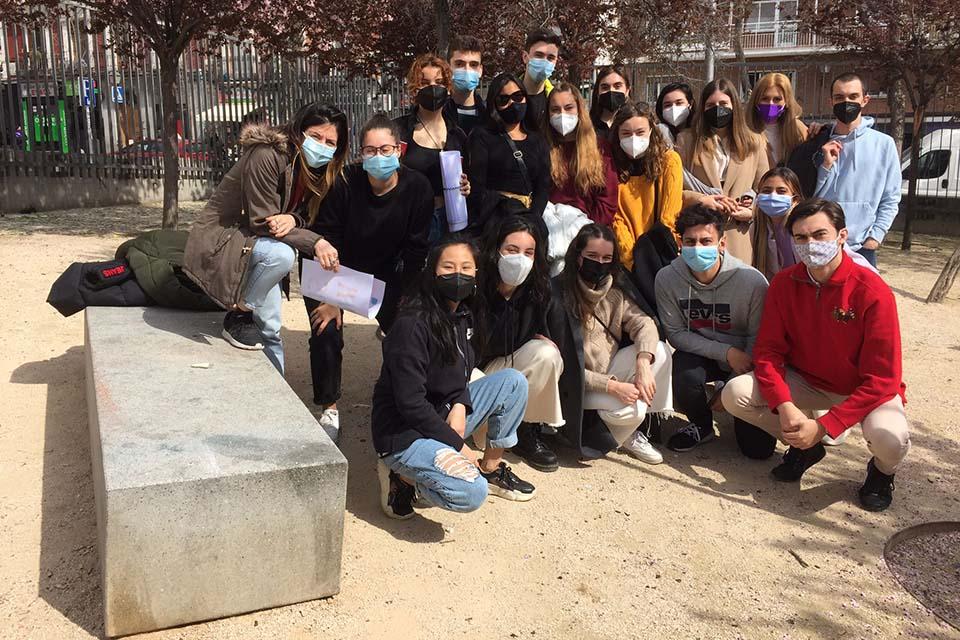 visitas guiadas de arte para estudiantes en Madrid