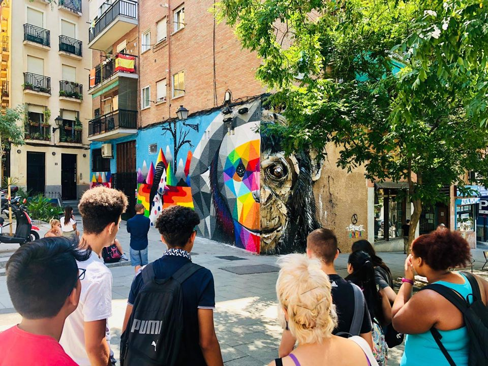 excursiones para estudiantes por madrid centro