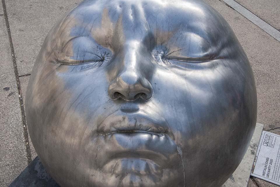 escultura samuel salcedo madrid