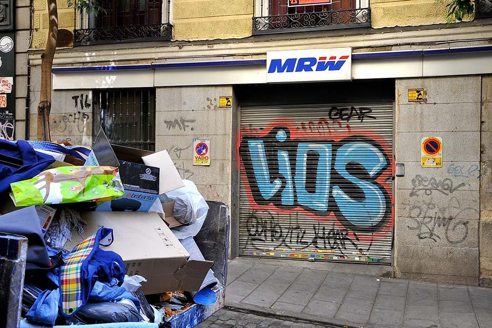visitas guiadas en madrid para madrileños en las que hablamos de graffiti