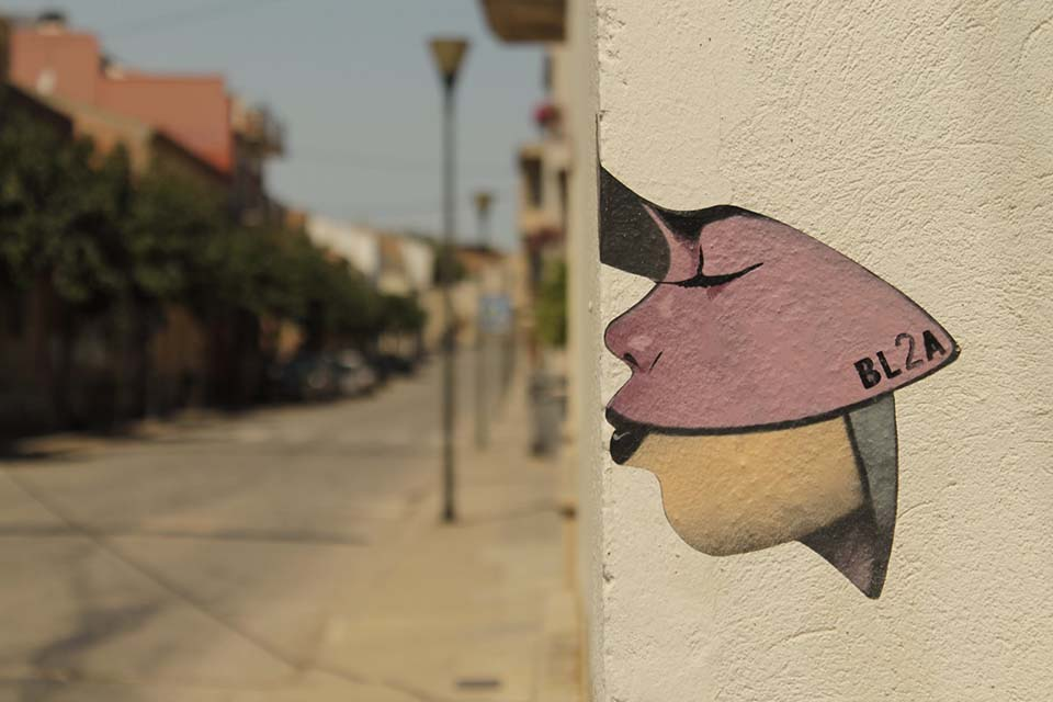 Arte callejero en Cataluña y España