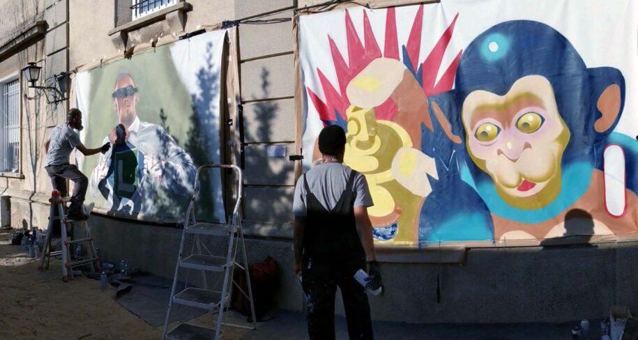 grafiteros madrid