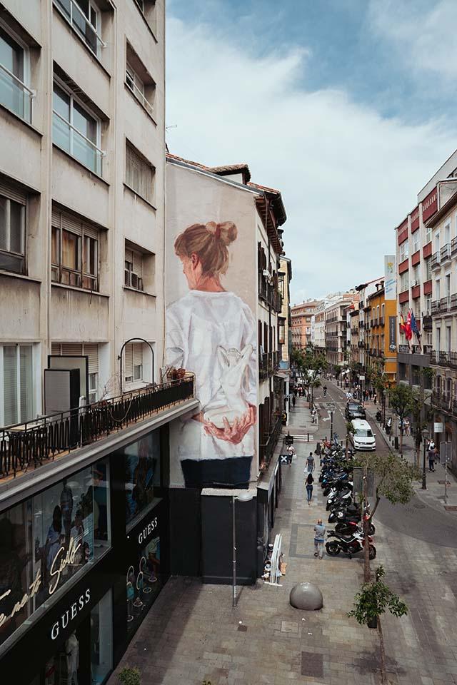 artistas mujeres en madrid capital