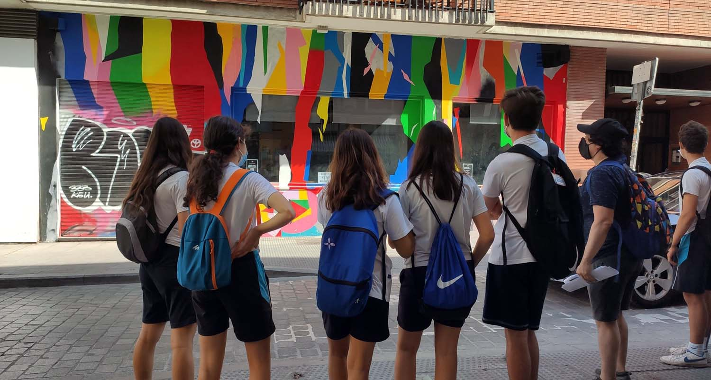 Visitas alternativas y salidas escolares en Madrid