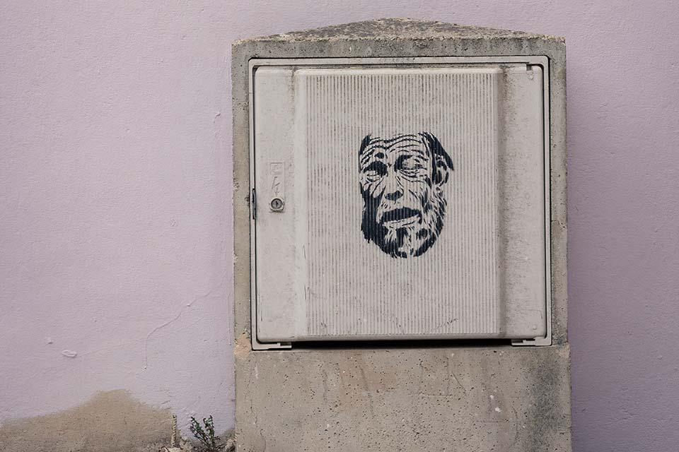 estilos de arte urbano observados en España, concretamente en Pollenca