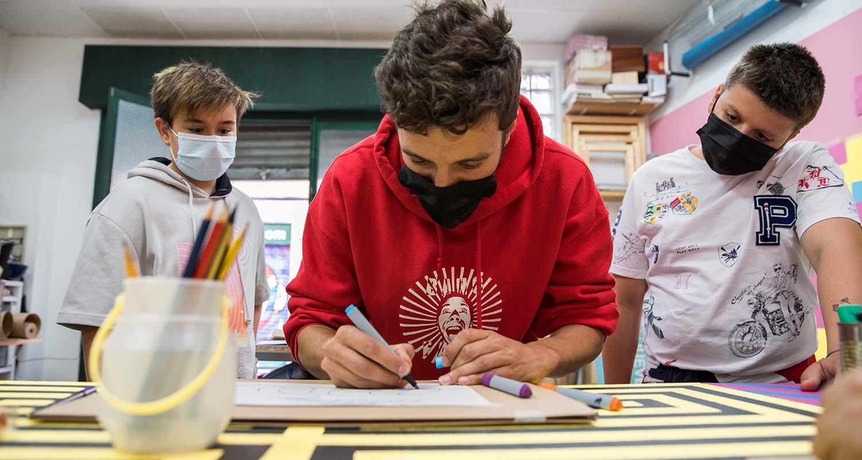 taller de graffiti en madrid