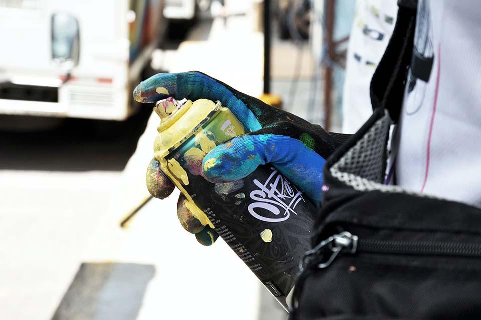 cuanto cobra un grafitero por un diseño basico