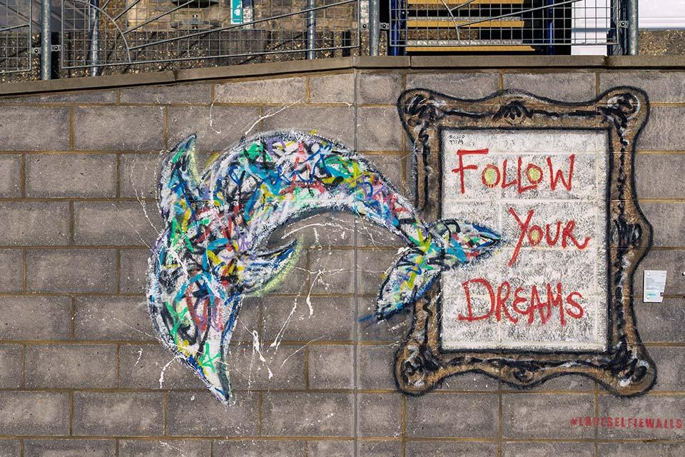 mensaje de que es el arte urbano