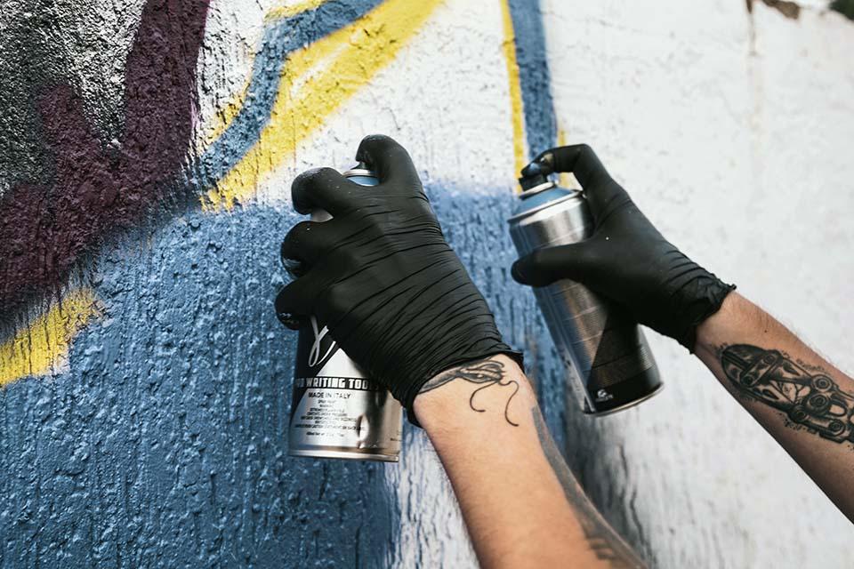 Artistas callejeros de renombre en España