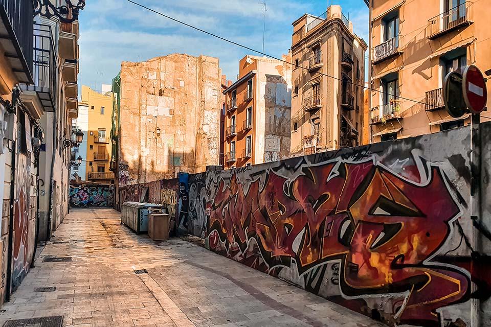 que es el arte urbano y el graffiti