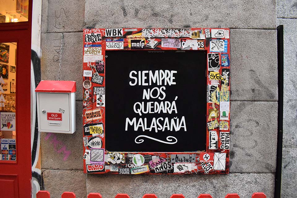 barrio malasaña madrid