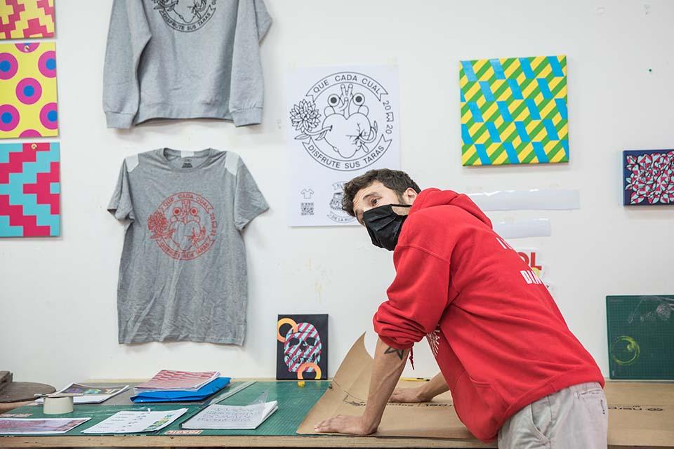 cuanto cobra un grafitero por un taller teambuilding