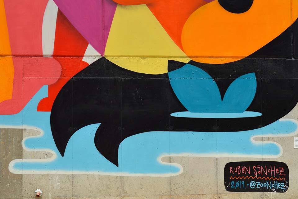 artistas urbanos españoles famosos